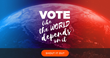 New Campaign to Encourage Globally Minded Millennials to Vote and Share their Passion for Voting