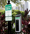 The City of Sunny Isles Beach Debuts an Electric Car Charging Station at Its Government Center