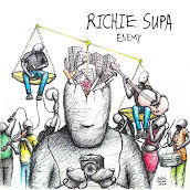 Album art for 'Enemy' by Richie Supa