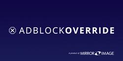 Ad Block Override