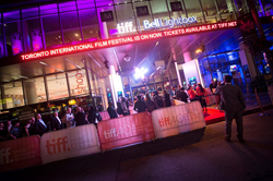 Christie projection partner of TIFF