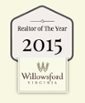 willowsford realtor of the year