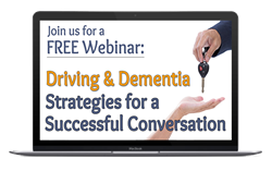 Alzheimers dementia and driving webinar