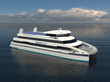 Seastreak's New Commodore-Class Vessel To Deliver In 2017