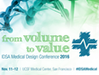 From Volume to Value: #IDSAMedical set for Nov. 11-12, 2016 at UCSF-Mission Bay