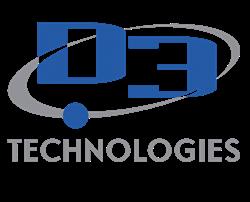 D3 Technologies Logo
