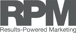 Results-Powered Marketing Logo
