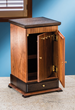 Rockler Woodworking and Hardware Introduces Decorative Hinges for Nested-Door Jewelry and Display Cabinets