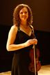 Violinist Heather Luhn