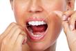 Medical Benefits of Dental Floss -- Yeah or Nay?