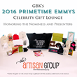The Artisan Group® Brings Handcrafted Luxury to GBK's 2016 Primetime Emmys Celebrity Gifting Event