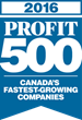 LOGiQ³ Ranks No. 284 on the 2016 PROFIT 500 Demonstrating Persistent Growth