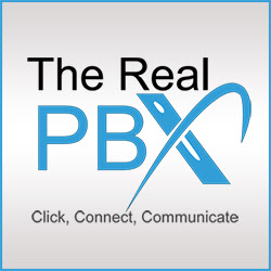 The Real PBX Logo