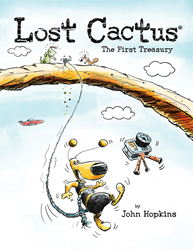 Lost Cactus - The First Treasury