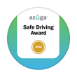 Azuga® Announces its Q2 Safe Driving Awards Program's Driver and Fleet Manager Recipients