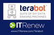 ITRenew Launches Terabot Line of DIY Data Erasing Machines Powered by Teraware