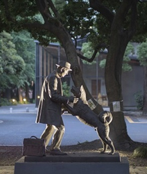 NJ's Abbey Glen Pet Memorial to be the home of an exclusive replica of this statue recently unveiled at The University of Tokyo