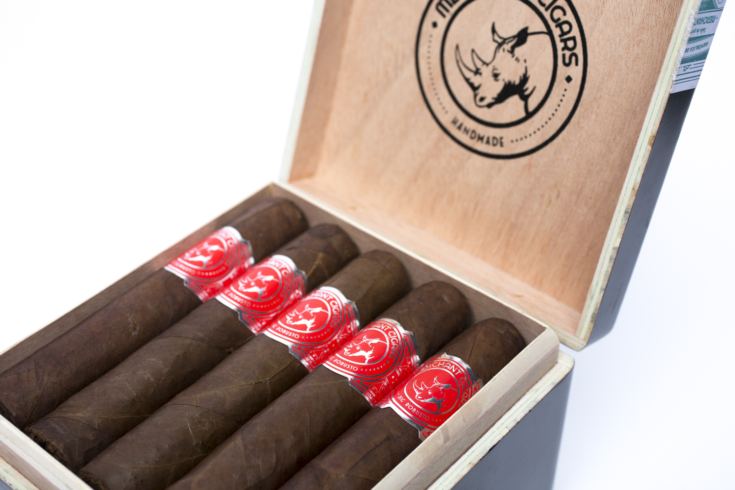Leading online cigar store launches merchant cigars their for Buro express