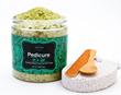 Lovinah Supernatural Skincare to Gift Popular Ocean Mineral Herbal Detox Foot Soak at GBK's Primetime Emmys Celebrity Gift Lounge