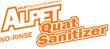 Alpet® No-Rinse Quat Sanitizer