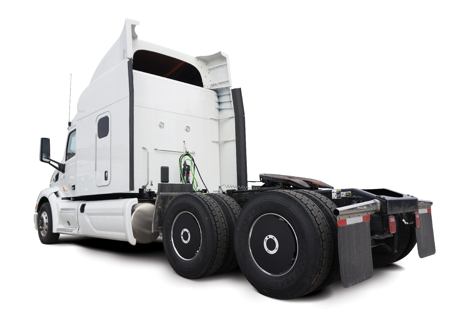Semi Trailer Covers : Realwheels launches a line of easy on off