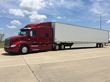 Aero Covers on Semi Trailer
