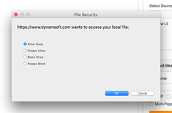 A look into Dynamic Web TWAIN's New File Security Features