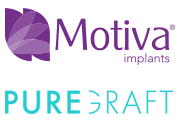 Motiva Implants and PUREGRAFT