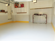 "Hockey Coach Chooses Vycom's Sanatec HDPE for Year-Round Practice ""Ice"""