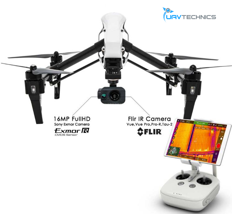 Introducing a DJI drone solution in combination with a ...