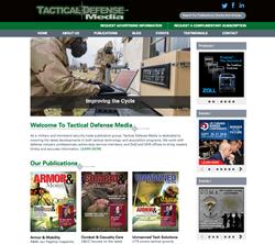 Tactical Defense Media Website