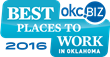 180 Medical Named One of the 2016 Best Places to Work in Oklahoma