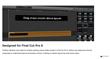 Pixel Film Studios Plugin - ProSlice Modular - FCPX
