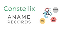 Constellix ANAME records