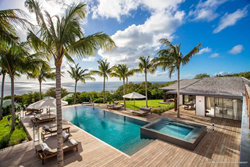 St Barths, vacation rental, ocean views