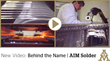 AIM Announces Release of New Corporate Video