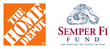 Semper Fi Fund and The Home Depot Foundation Expand their Partnership on Behalf of U. S. Armed Forces Service Members and their Families