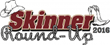 2016 Skinner Round Up Logo