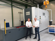 QUINTUS® High-Pressure Fluid Cell Press Expands Edelstahl-Mechanik's Metal Forming Capabilities
