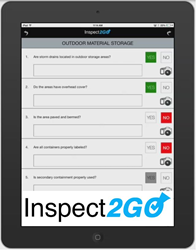 Stormwater and Wastewater Inspection App