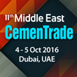 Dubai Welcomes Cement Producers to CMT's 11th Middle East CemenTrade Summit on 4-5 October