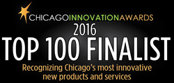 alligatortek was listed as a Top 100 Finalist in the 2016 Chicago Innovation Awards
