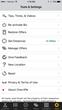 CherriPik app - Tools tab