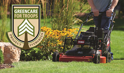 GreenCare for Troops Provides Lawn Care for Military Families