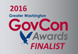 NT Concepts Selected as Finalist for the 14th Annual Greater Washington Government Contractor Awards™