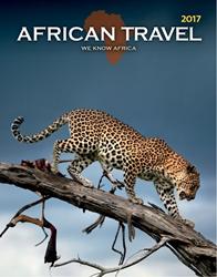 African Travel, Inc. 2017 Brochure