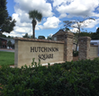 Recently revamped Hutchinson Square in downtown Summerville, S.C.