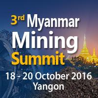 3rd Myanmar Mining Summit