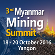 His Excellency U Ohn Win, Union Minister for Natural Resources and Environmental Conservation to Open CMT's 3rd Myanmar Mining Summit in Yangon.