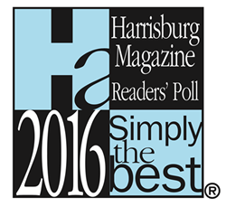 Logo For Harrisburg Magazine Reader's Poll - Bobby Rahal Toyota